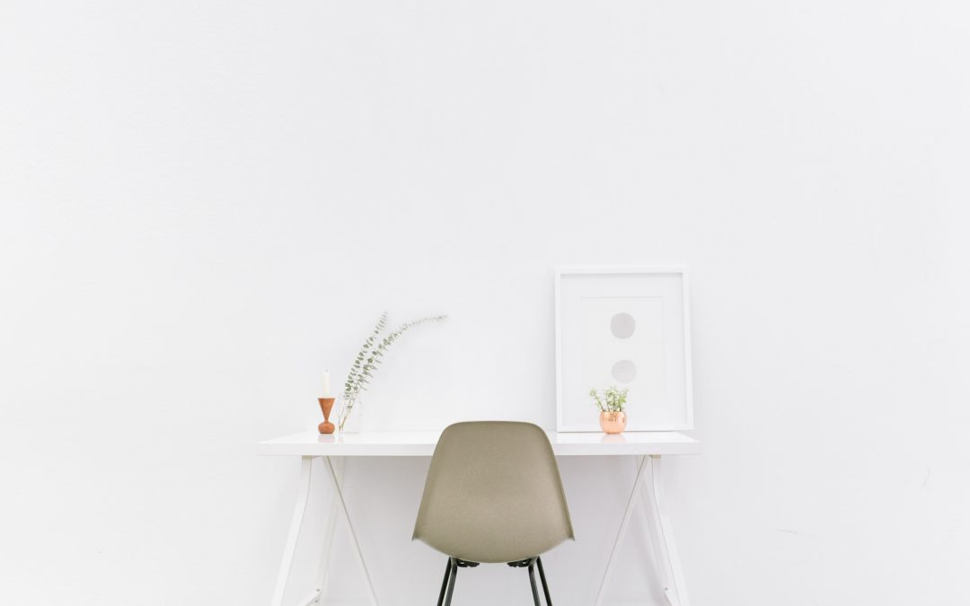 Make Your 15-Minute Spaces Inspiring