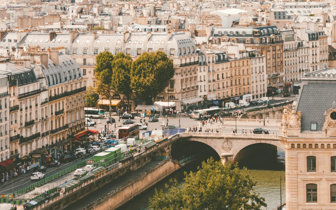 Paris to England: Retreat and Teachings